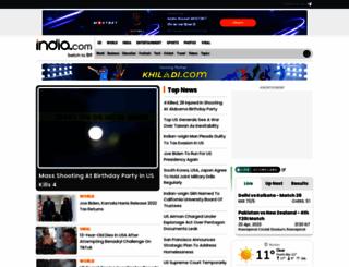 videos.india.com screenshot