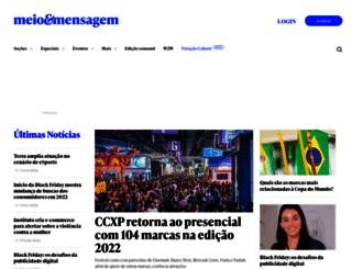 videos.meioemensagem.com.br screenshot