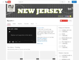 videos.nj.com screenshot