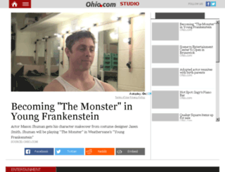videos.ohio.com screenshot