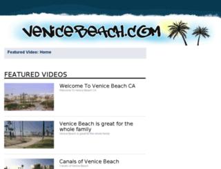 videos.venicebeach.com screenshot