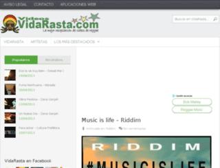 videos.vidarasta.com screenshot