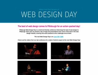 videos.webdesignday.com screenshot