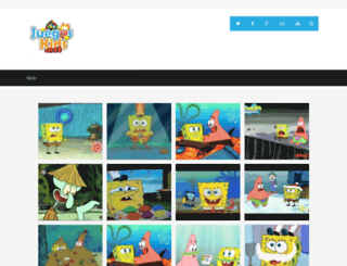 videosdebobesponja1.blogspot.com screenshot