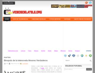 videosdelatele.blogspot.com screenshot