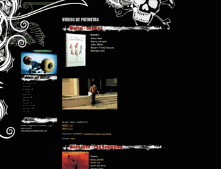 videosdepatinetas.blogspot.com.tr screenshot