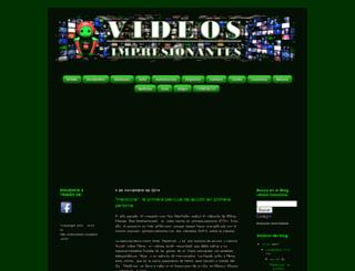 videosdiez.blogspot.com screenshot