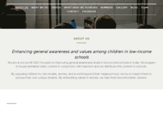 videosforknowledge.com screenshot