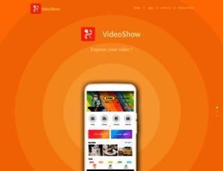 videoshowapp.com screenshot