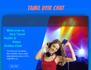 videotamilchat.com screenshot
