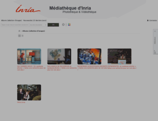 videotheque.inria.fr screenshot