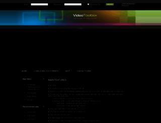 videotoolbox.com screenshot