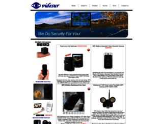 videsur-electronic.com screenshot