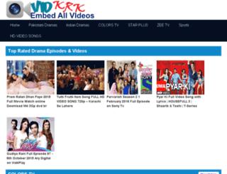 vidkrk.com screenshot