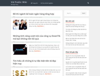 vidpublicbank.com.vn screenshot