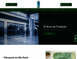 vidracariacasaverde.com.br screenshot