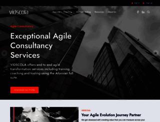 vidscola.com screenshot