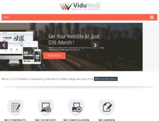 viduweb.com screenshot