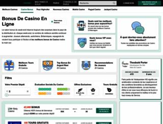 viedeparisien.fr screenshot