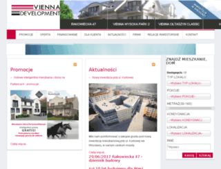 viennapark.pl screenshot