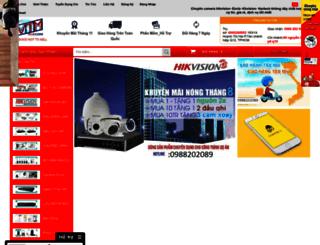 vienthongmoi.com screenshot