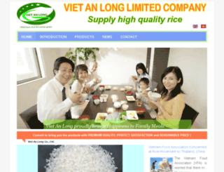 vietanlong.com.vn screenshot