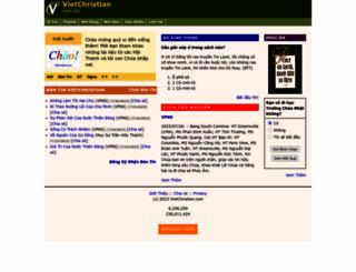 vietchristian.com screenshot