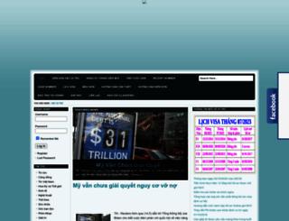 vietditru.org screenshot