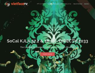 vietfacetv.com screenshot