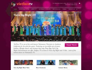 vietfacetv572.com screenshot