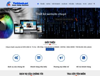 vietkhanh.net screenshot