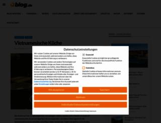 vietkochen.blog.de screenshot