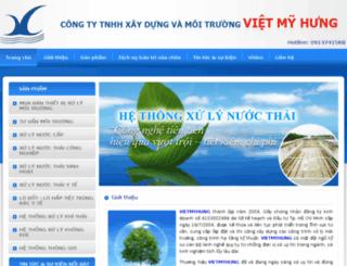 vietmyhung.dos.vn screenshot