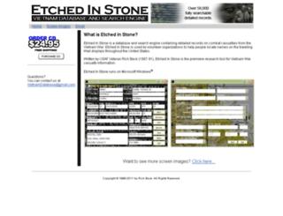 vietnamdatabase.com screenshot