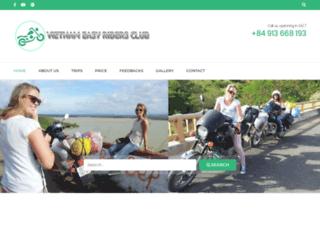 vietnameasyridersclub.com screenshot