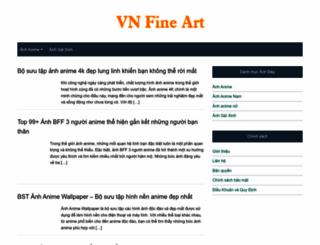 vietnamfineart.com.vn screenshot