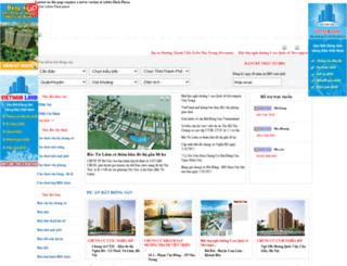 vietnamland.net.vn screenshot