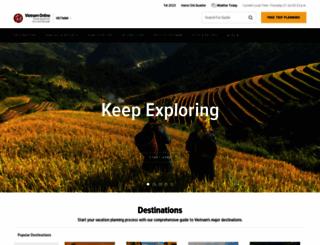 vietnamonline.com screenshot