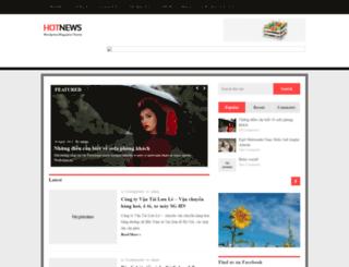 vietnamwebsite.com screenshot
