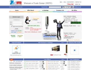 vietoffer.com screenshot