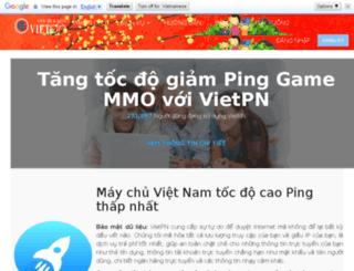 vietpn.com screenshot