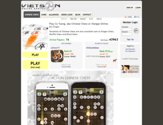 vietson.com screenshot
