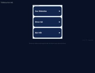 vietsource.net screenshot
