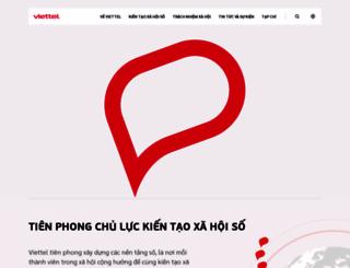 viettel.com.vn screenshot