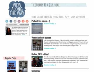 viewalongtheway.com screenshot