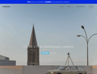 viewbook.com screenshot