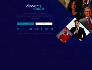 viewersvoicepanel.com screenshot