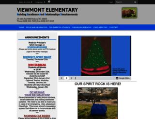 viewmont.hickoryschools.net screenshot