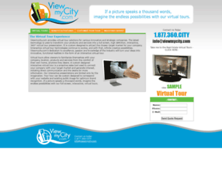 viewmycity.com screenshot