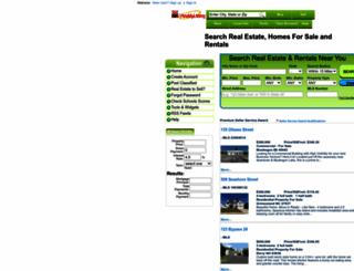 viewmylisting.com screenshot